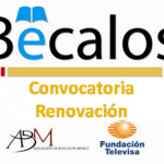 Convocatoria Becalos